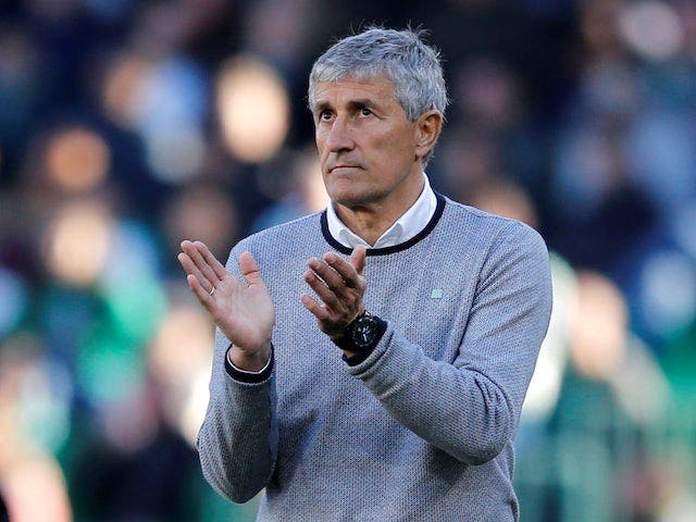 Barcelona Boss Setien Speaks On Why The Club Failed To Beat Celta Vigo
