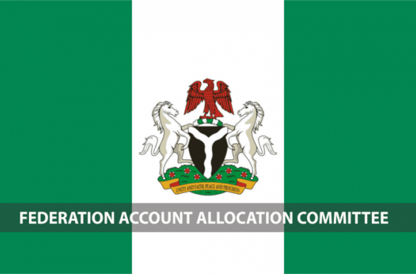 FAAC disburses N780.93 billion in April