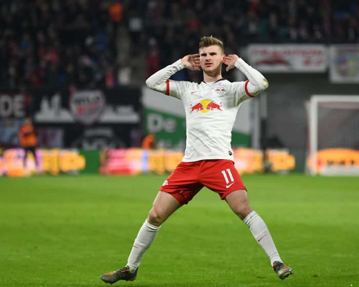 Werner Discloses How Lampard Convinced Him To Join Chelsea