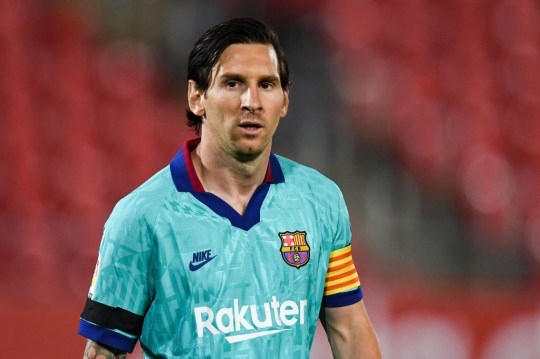 Lionel MessiSets Leaving Date at Barcelona