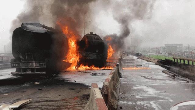 Breaking: Students, others killed in Kogi petrol tanker explosion.