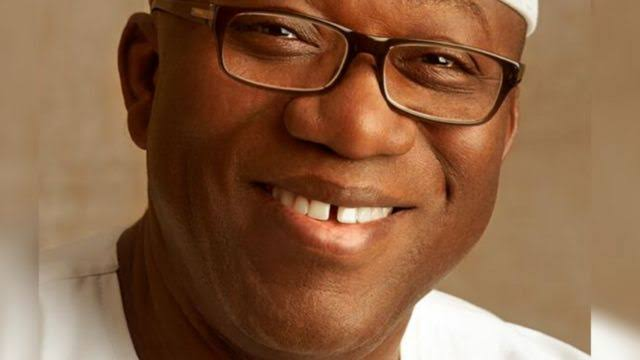 Fayemi suspended over Ani-Party claims