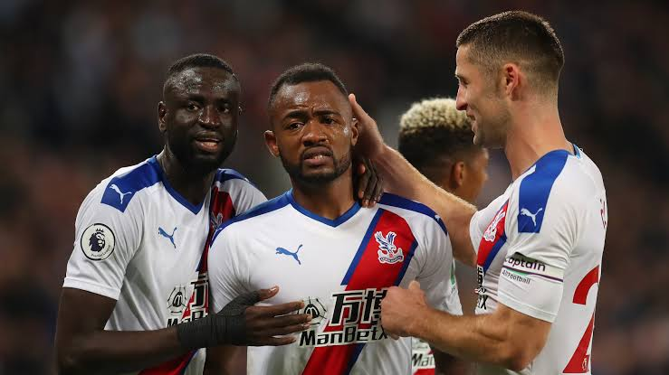 Crystal Palace star Jordan Ayew tests positive for coronavirus