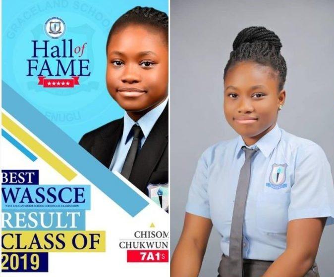 Nigerian Girl Who Had The Best 2019 WAEC Result Dies.