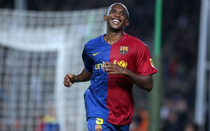 Barcelona ex-striker Eto'o involved in road accident