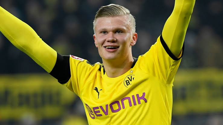 Erling Haaland Wins The 2020 Golden Boy Award