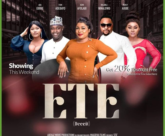 Movie – Ete (Deceit) Nollywood Yoruba [DOWNLOAD]