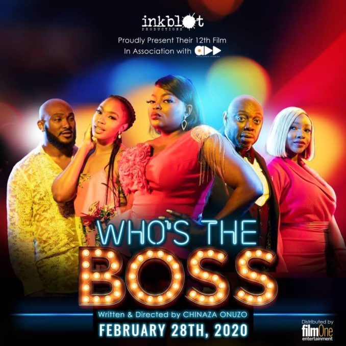 Who's The Boss (Nollywood)