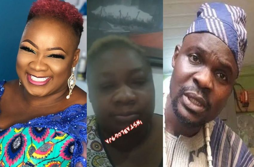 Comedienne, Princess narrates how Baba Ijesha defiled a 7-year old girl kept in her custody