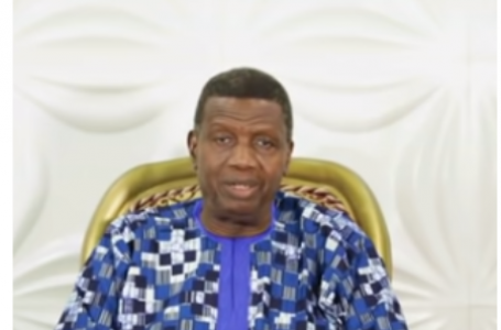 """One man down. We regroup and advance."" Pastor E.A. Adeboye on his son's death."