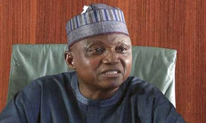 """Gimba Yau Kumo is Buhari's former son-in-law""- Presidency"
