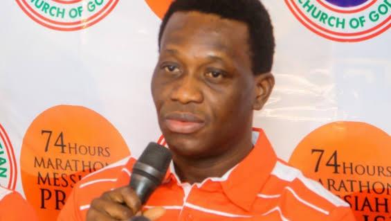 BREAKING: Pastor Adeboye's Son Dies