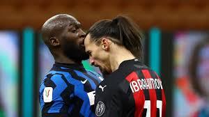 """He wins for himself""-Lukaku aims to settle feud with Ibrahimovic"