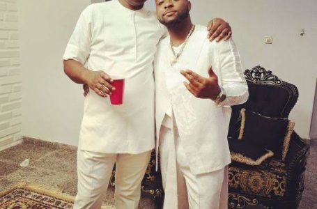 """Most celebrities are hypocritical about Davido""- Israel DMW"