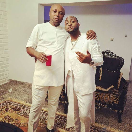 """""""Most celebrities are hypocritical about Davido""""- Israel DMW"""