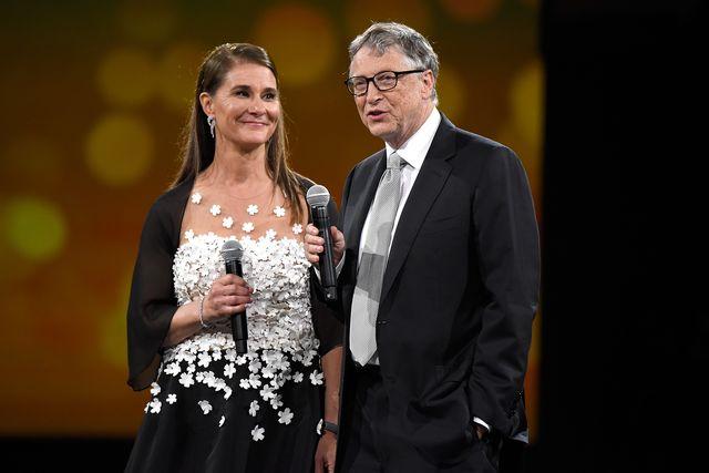 Bill and Melinda in 2018
