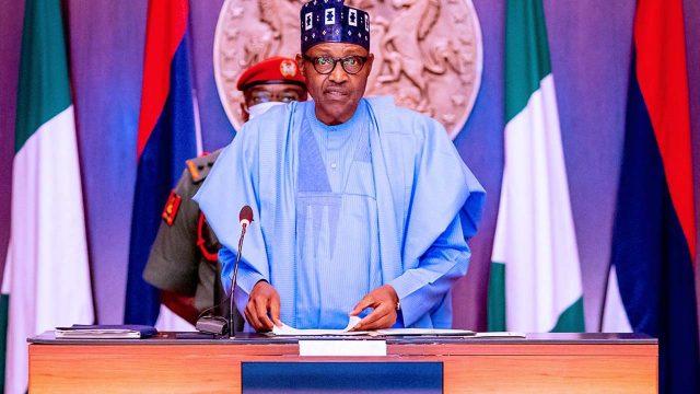 President Muhammadu Buhari's speech on Democracy day