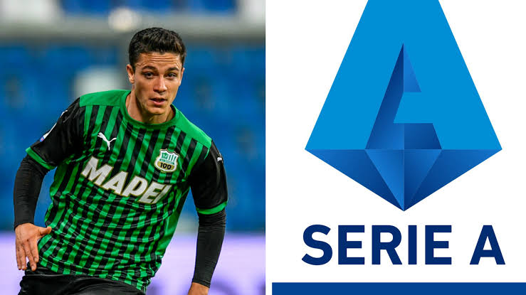 Why did serie A ban green kits?