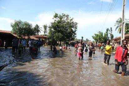Flood kills 26 people and destroy 1000 houses in Kano.