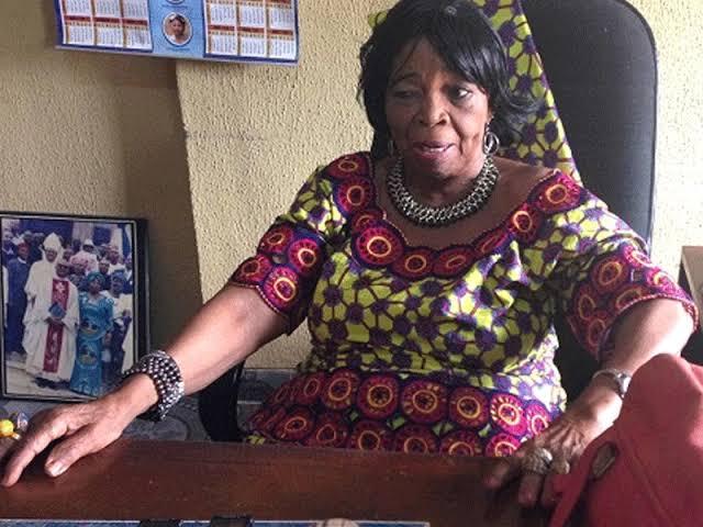 Victoria Aguiyi-Ironsi dies at 97