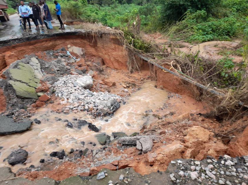 Benin-Akure road