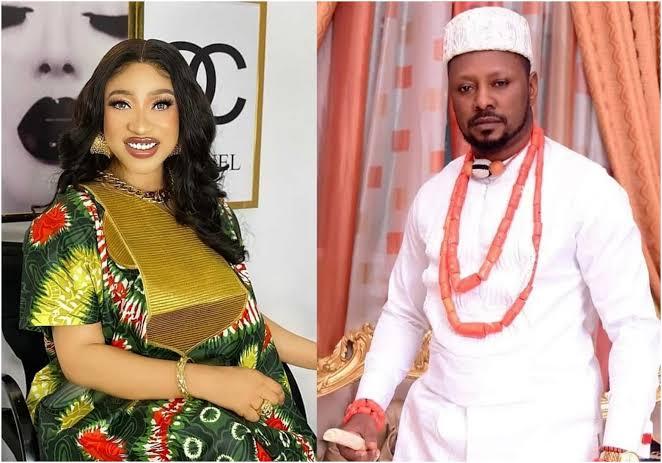 Tonto Dikeh fires ex-lover Prince Kpokpogri