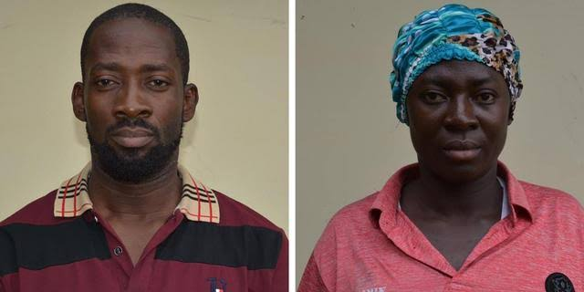 Charity workers accused of defrauding cancer patients