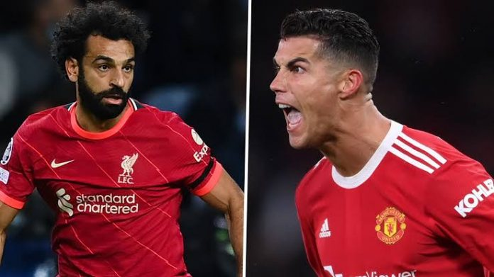 Ronaldo and Salah to compete for Premier league prize