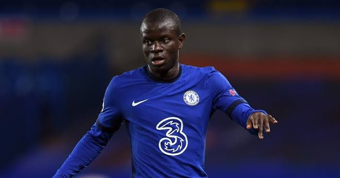 Kante tests positive for Covid-19
