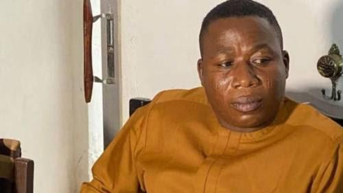 Sunday Igboho rushed to hospital for suspected Kidney disease